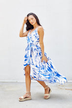 Load image into Gallery viewer, Heather Tie Dye Maxi