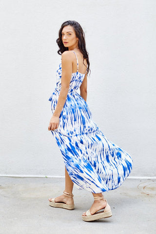PreOrder Heather Tie Dye Maxi