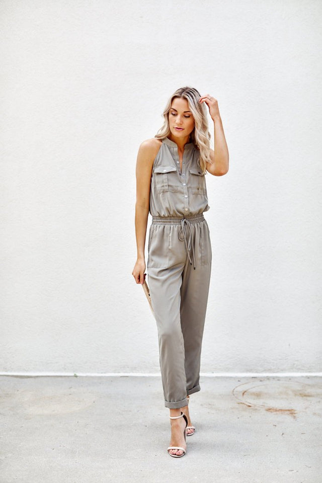 PreOrder Gabby Utility Jumpsuit