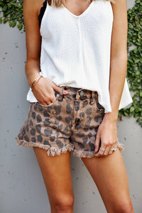 Blank NYC Catwalk Denim Shorts