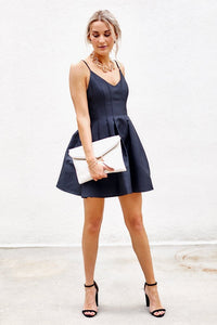 PreOrder Rachel Fit and Flare Mini Dress