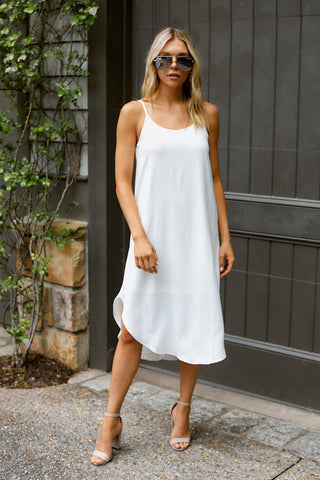 Aspen Sleeveless Midi Dress