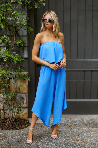 PreOrder Terra Sleeveless Jumpsuit