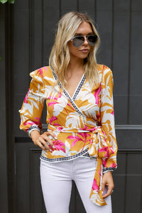 fab'rik - Scarlett Floral Long Sleeve Blouse ProductImage-13814511042618