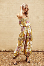 Load image into Gallery viewer, Paige Printed Harem Jumpsuit