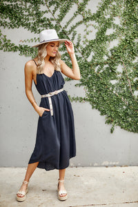 Phoebe Wide Leg Jumpsuit
