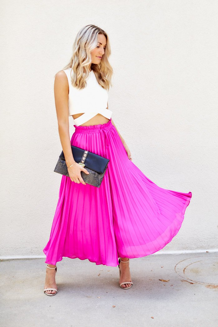 fab'rik - PreOrder Carmen Pleated Palazzo Pants ProductImage-7977085239354