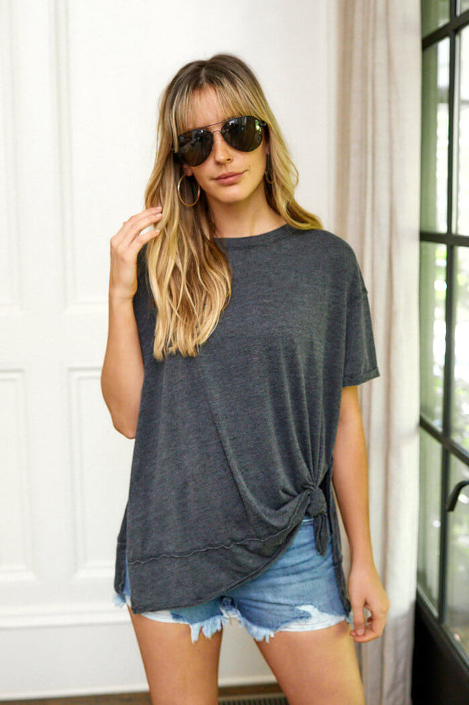 SALE - Z Supply Pali Tunic Tee