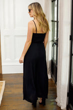 Load image into Gallery viewer, Dawn Wide Leg Cropped Jumpsuit