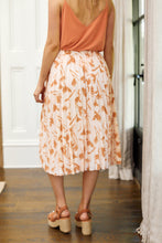 Load image into Gallery viewer, SALE - Joelle Pleated Floral Skirt