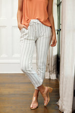 Load image into Gallery viewer, SALE - Amelia Stripe Knit Pant