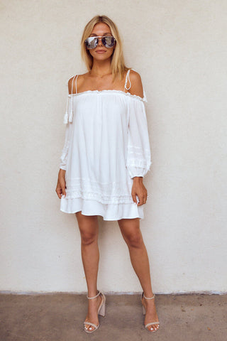 Rowen Cold Shoulder Dress