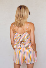 Load image into Gallery viewer, SALE - Estella Stripe Romper