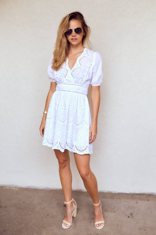 PreOrder Watson Lace Detail Dress