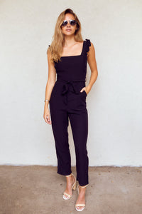 PreOrder Echo Ruffle Detail Jumpsuit