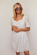 Load image into Gallery viewer, SALE - Trinity Smocked Cuff Dress