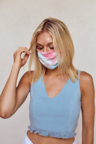 Adela Face Mask