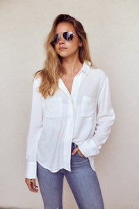 Eden Button Down