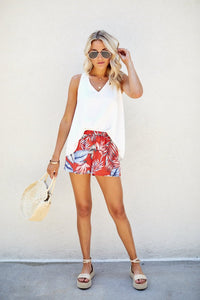 fab'rik - Jacki Tropical Print Shorts ProductImage-8069338103866