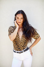 Load image into Gallery viewer, Laurel Leopard Print Bodysuit
