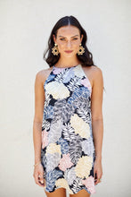 Load image into Gallery viewer, SALE - Della Tropical Print Mini Dress