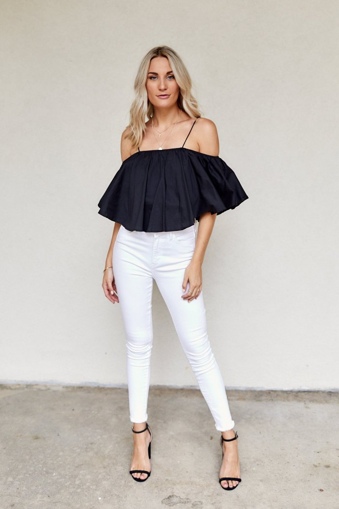 fab'rik - Vale Off the Shoulder Blouse ProductImage-8141172080698