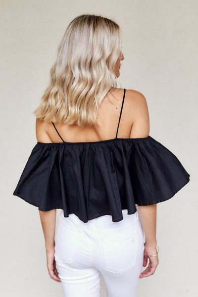 fab'rik - Vale Off the Shoulder Blouse image thumbnail