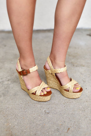 Choice Straw Wedges
