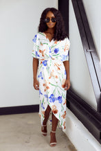 Load image into Gallery viewer, Lacey Floral Maxi Dress