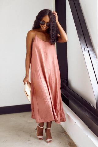 Kingsley Sleeveless Maxi Dress