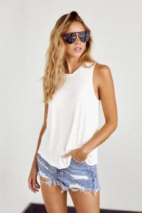 PreOrder Saylor Sleeveless Swing Tank