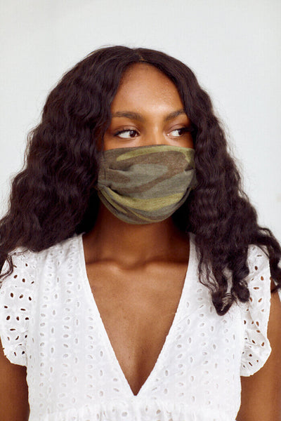 fab'rik - PreOrder Z Supply Camo Reusable Face Mask Pack image thumbnail