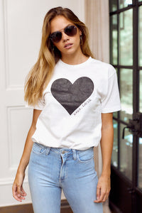 """xoxo, fab'rik"" Graphic Tee"