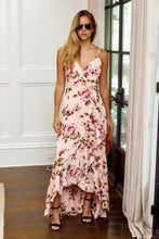 Load image into Gallery viewer, SALE -Hadley Floral Print Maxi Dress