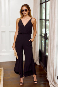 PreOrder Reagan Cropped Jumpsuit
