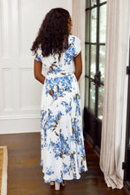 Load image into Gallery viewer, SALE - Leighton Floral Maxi Wrap Dress