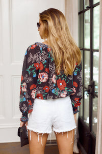 Isla Floral Blouse