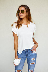 Florence Short Sleeve Tee