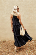 Load image into Gallery viewer, Callyn Ruffle Tiered Maxi Dress