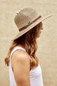 fab'rik - Wide Brim Wicker Hat ProductImage-8213127397434