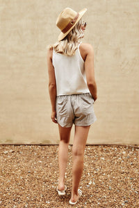 Norah Drawstring Shorts