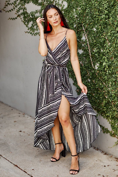 fab'rik - Tiffany Printed Maxi Dress image thumbnail
