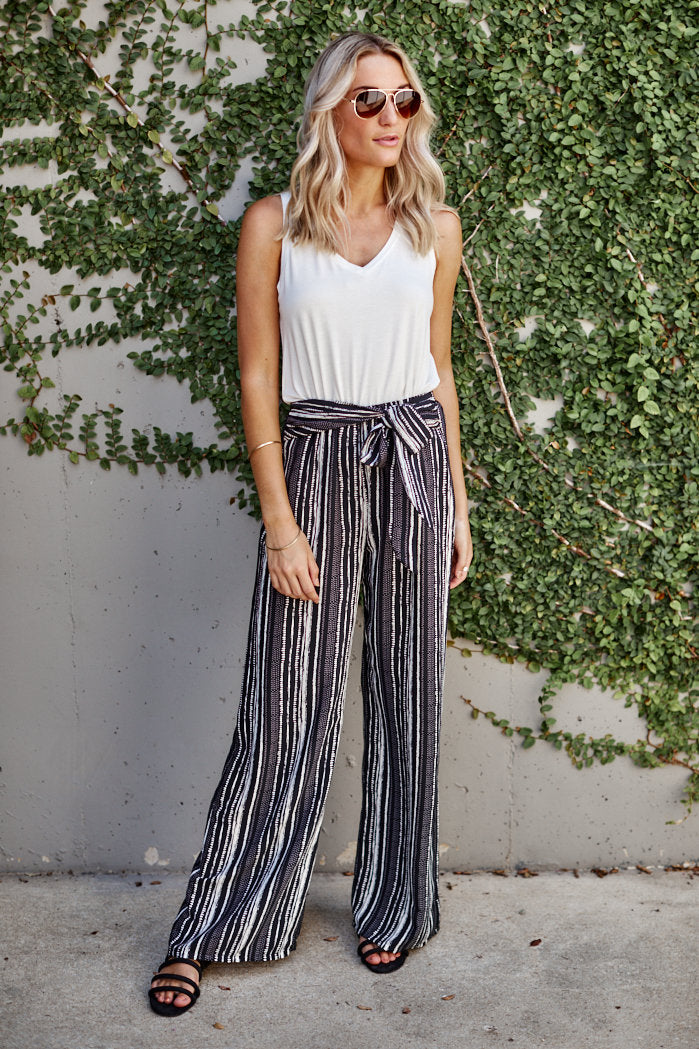 fab'rik - Tara Striped Wide Leg Pants ProductImage-8270316568634