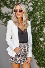 Load image into Gallery viewer, Eloise One Button Blazer