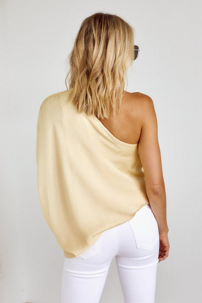 fab'rik - Atlas One Shoulder Top image thumbnail