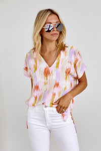 PreOrder Emma Printed Blouse