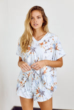 Load image into Gallery viewer, SALE - Mia Short Sleeve Tie Dye Top