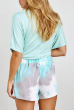 Load image into Gallery viewer, Maribel Tie Dye Drawstring Short