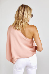 SALE - Atlas One Shoulder Top