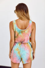 Load image into Gallery viewer, SALE - Staton Tie Dye Romper